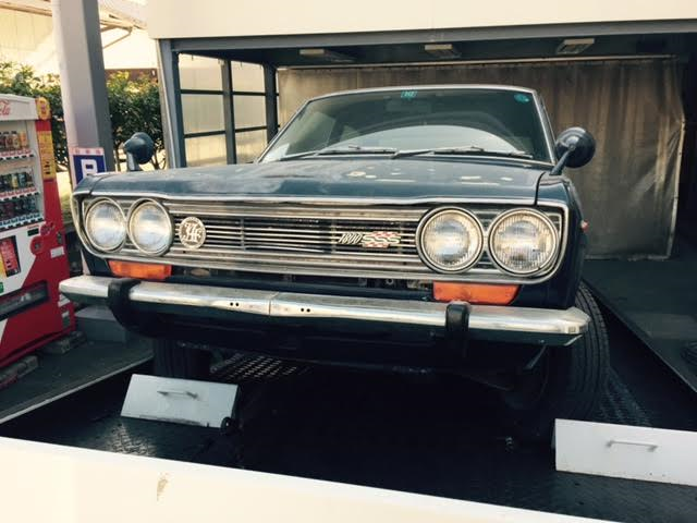 1971 ブルーバード510SSS