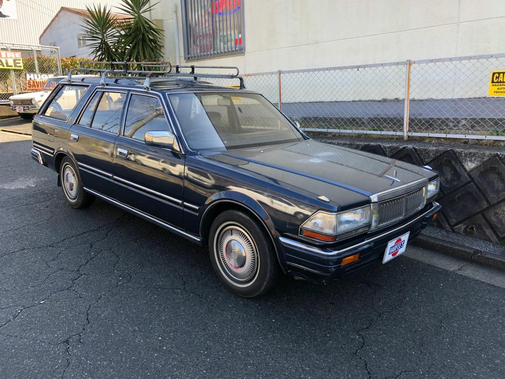 1993年 Y30 ワゴン
