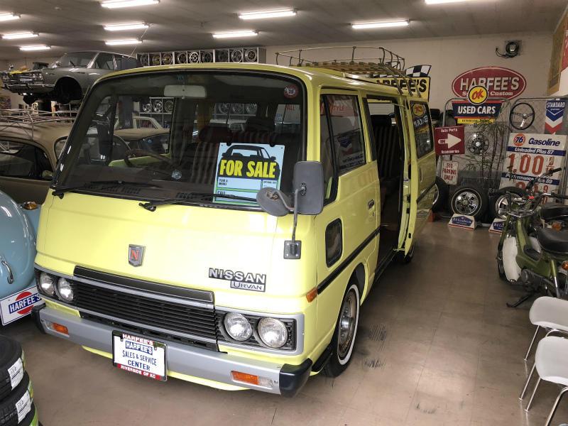 1981年 E23キャラバン