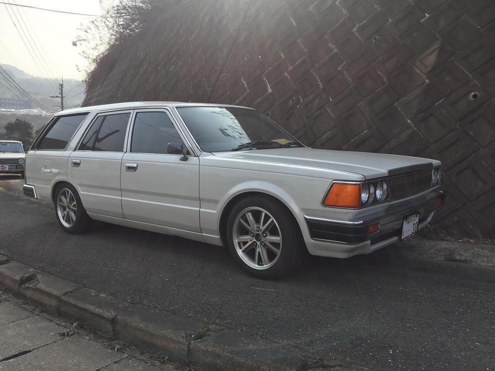 1988年 Y30 GLORIA VAN
