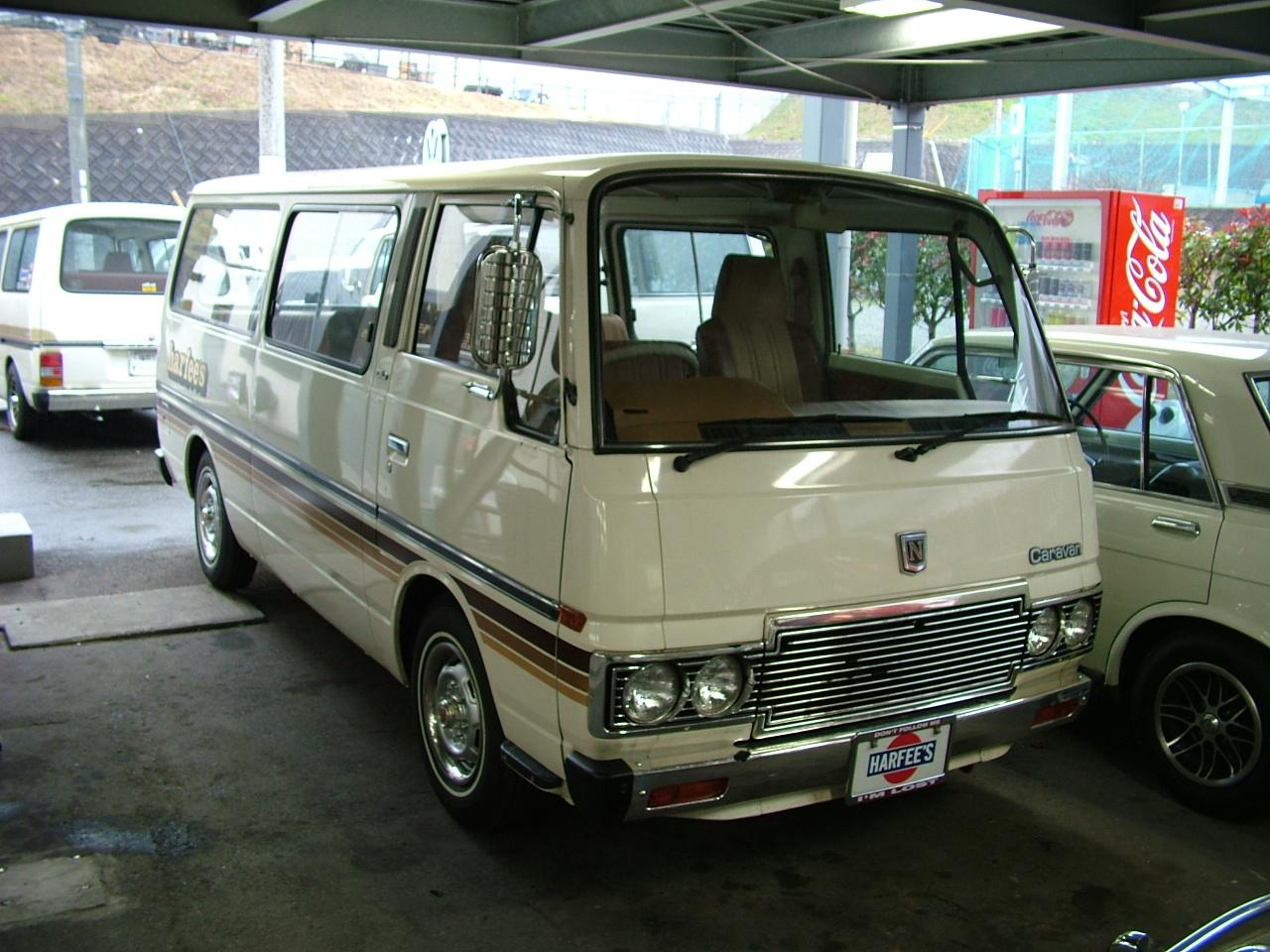 1980 E23 キャラバンロング