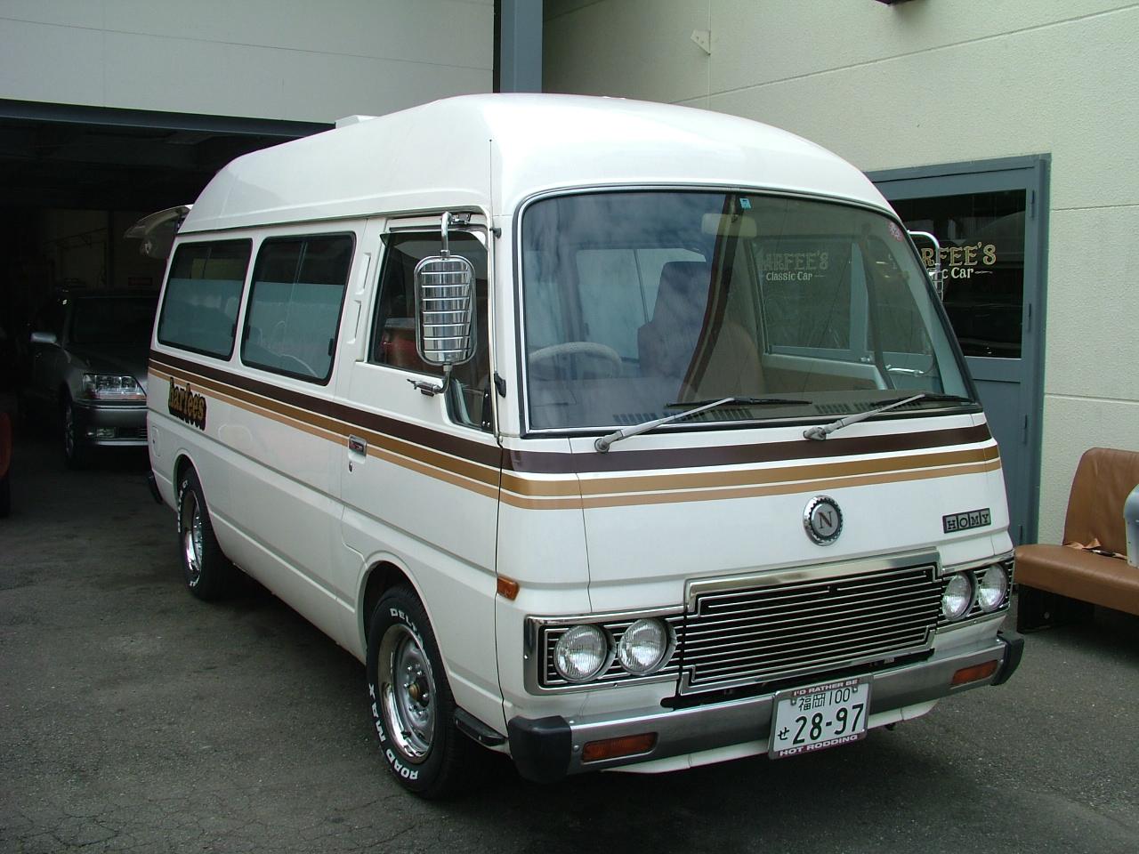 1984 E23 ホーミーハイルーフ