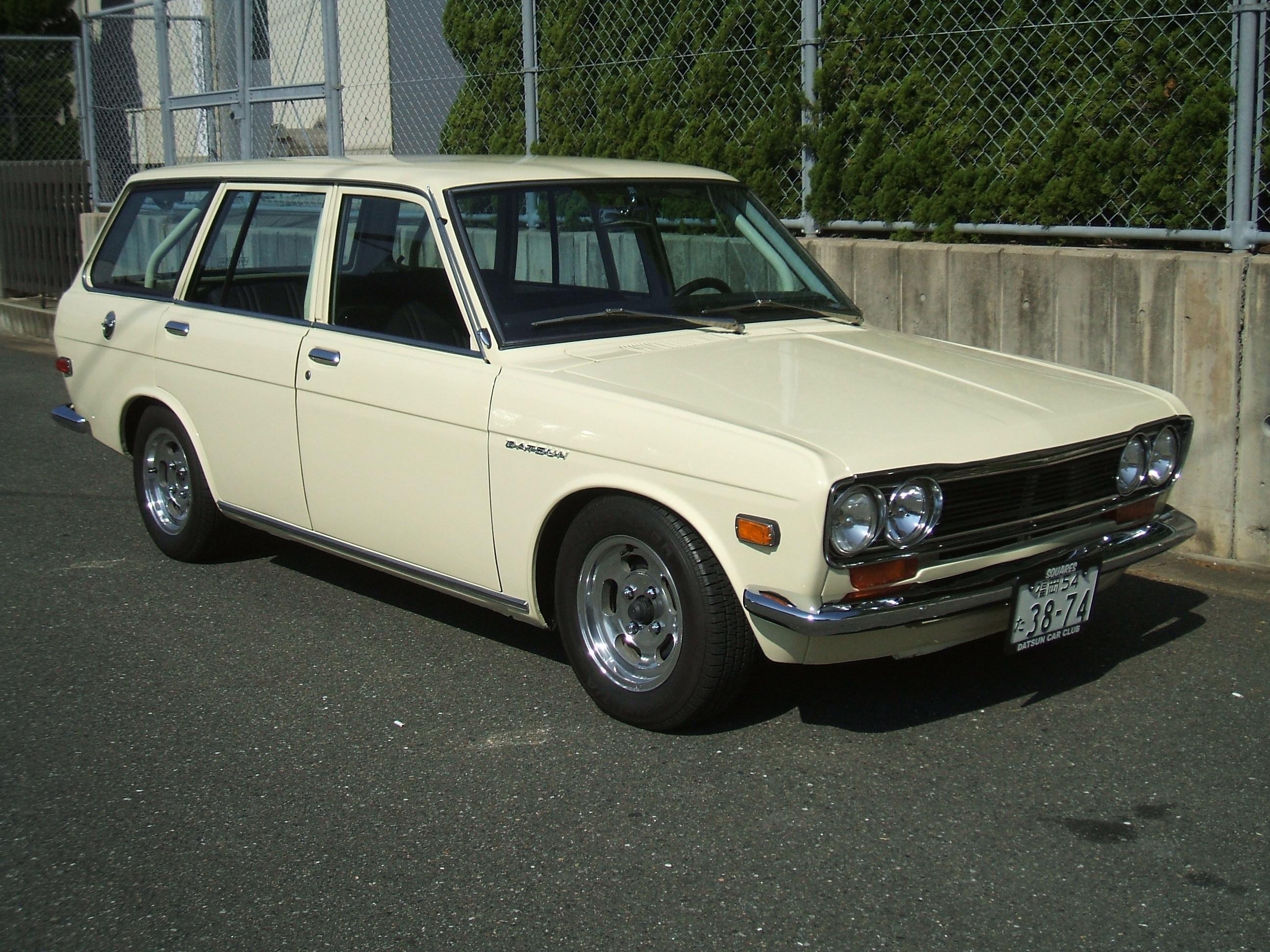 1970 DATSUN510 WAGON