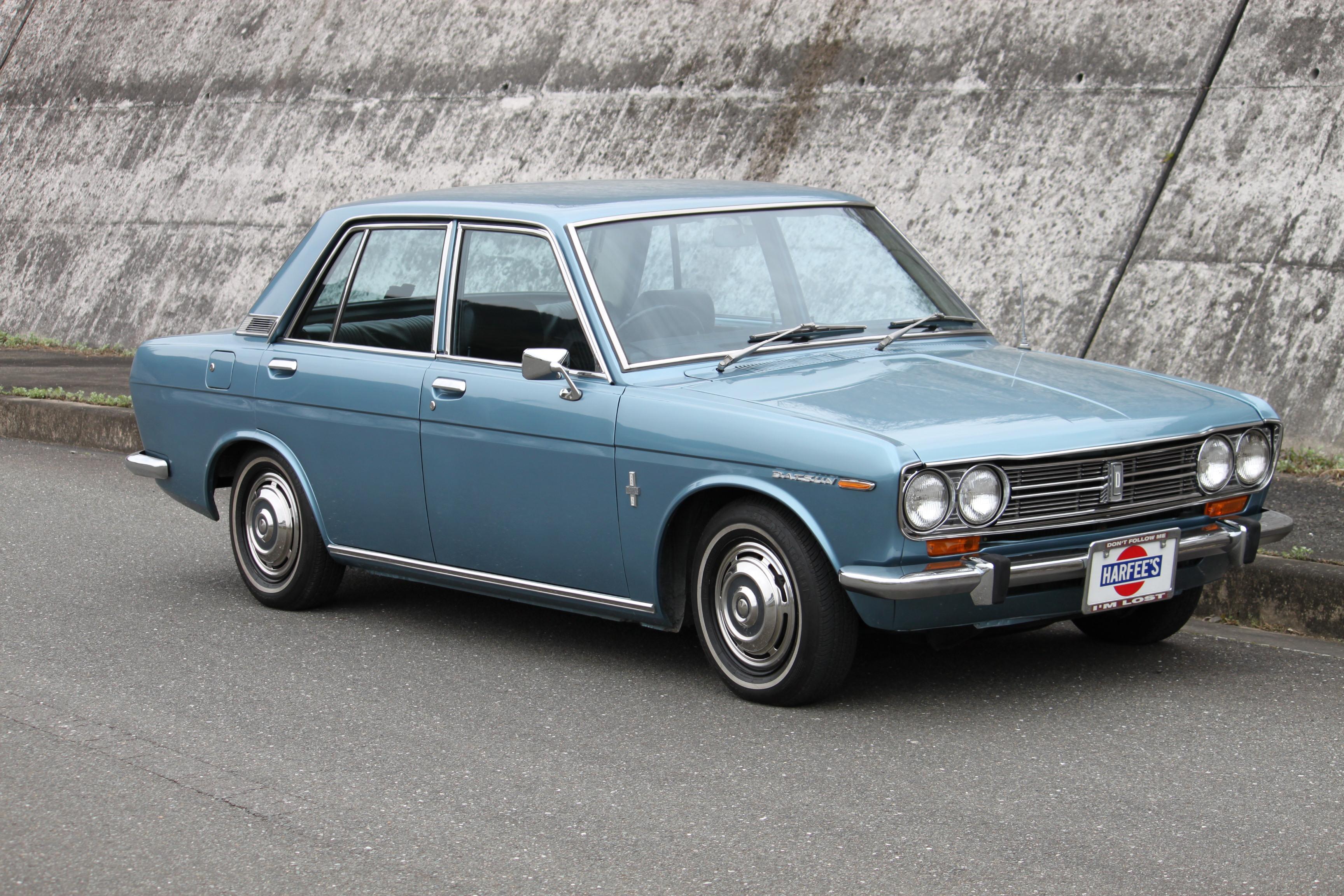 1969 DATSUN510 1300DX