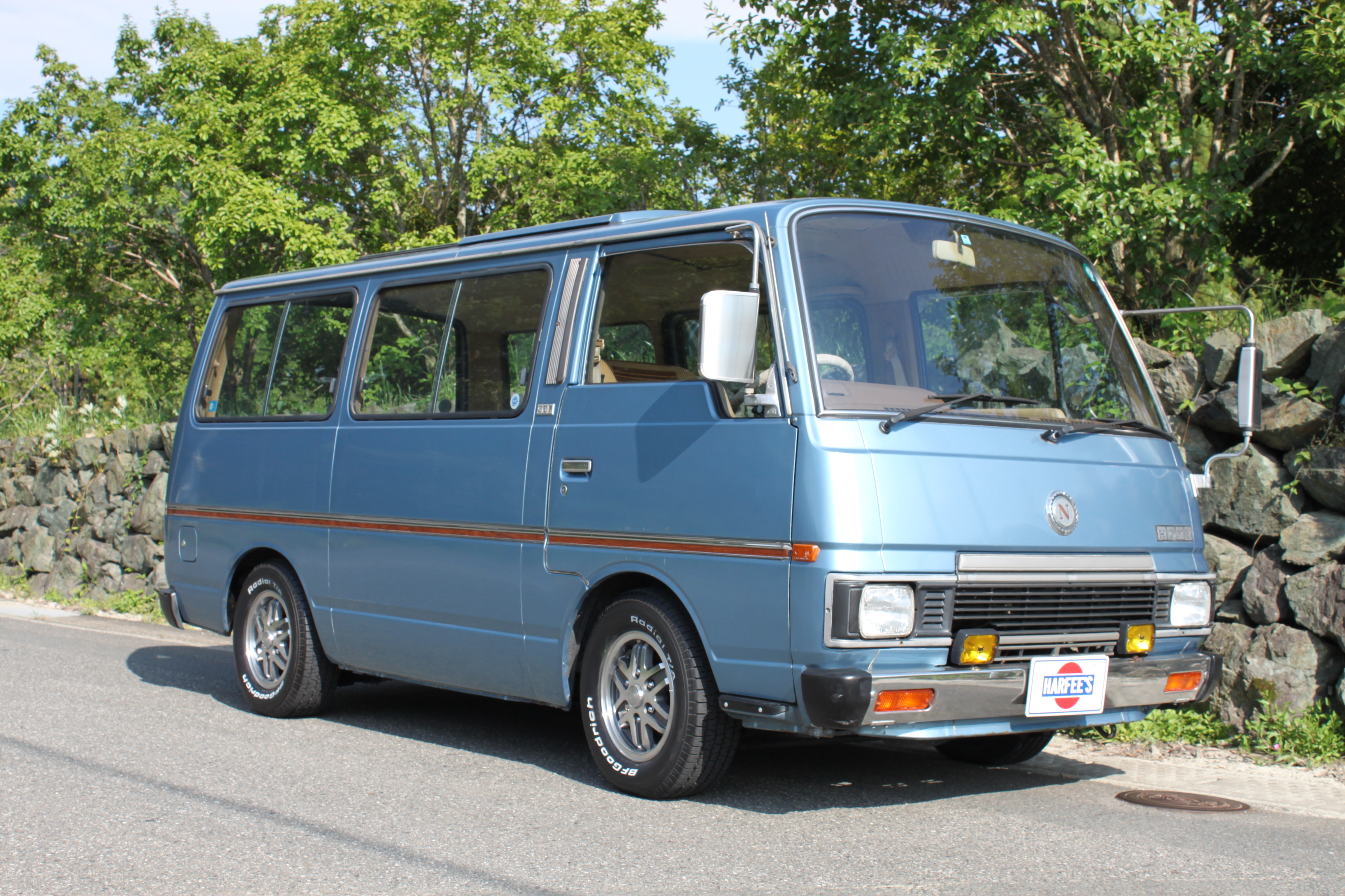 昭和57年E23 ホーミーワゴン