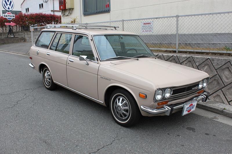 1972 DATSUN510 WAGON