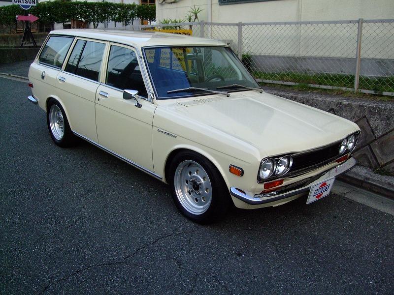1970 DATSUN 510WAGON