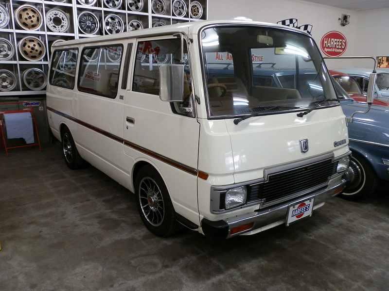 昭和57年 E23キャラバンワゴン