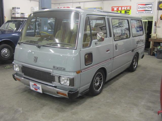 昭和55年 E23キャラバン