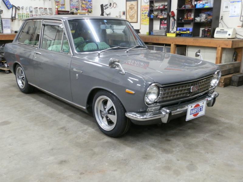 1968  B10サニー