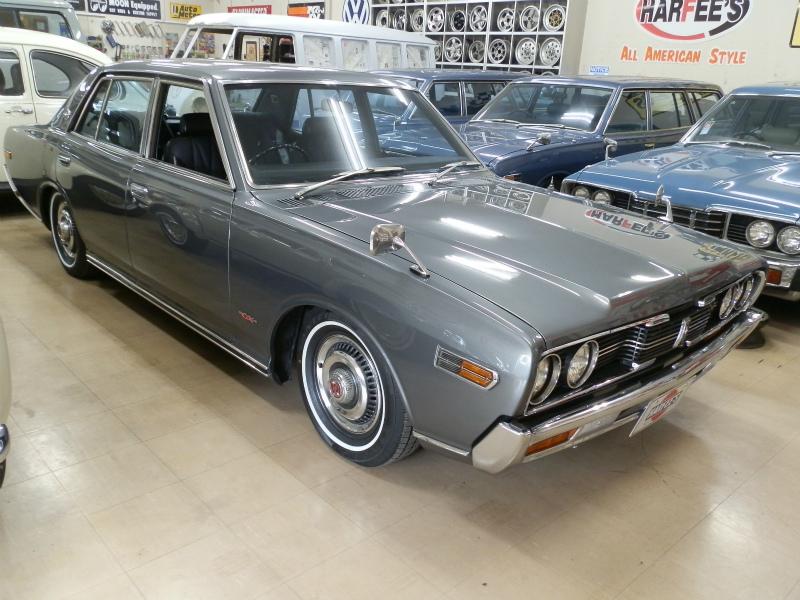1972 GLORIA 2000GX