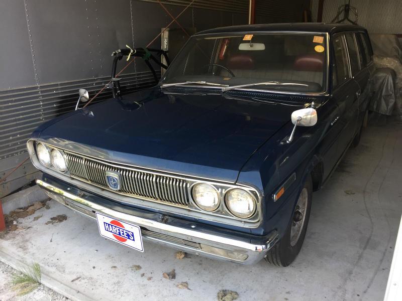 1968年 130 セドリックワゴン