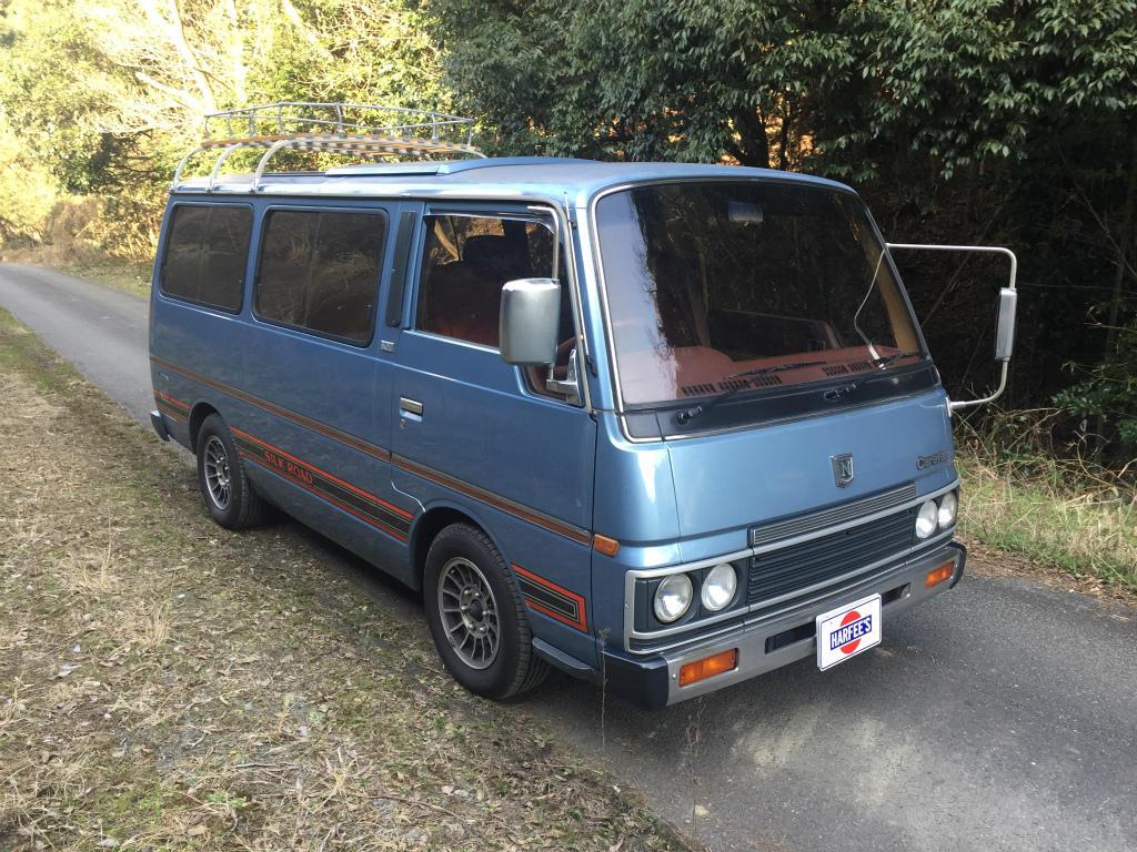 1985年 E23キャラバン