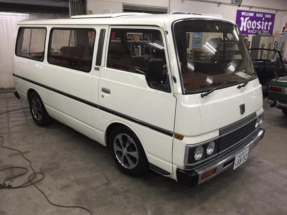 1986年 E23キャラバン