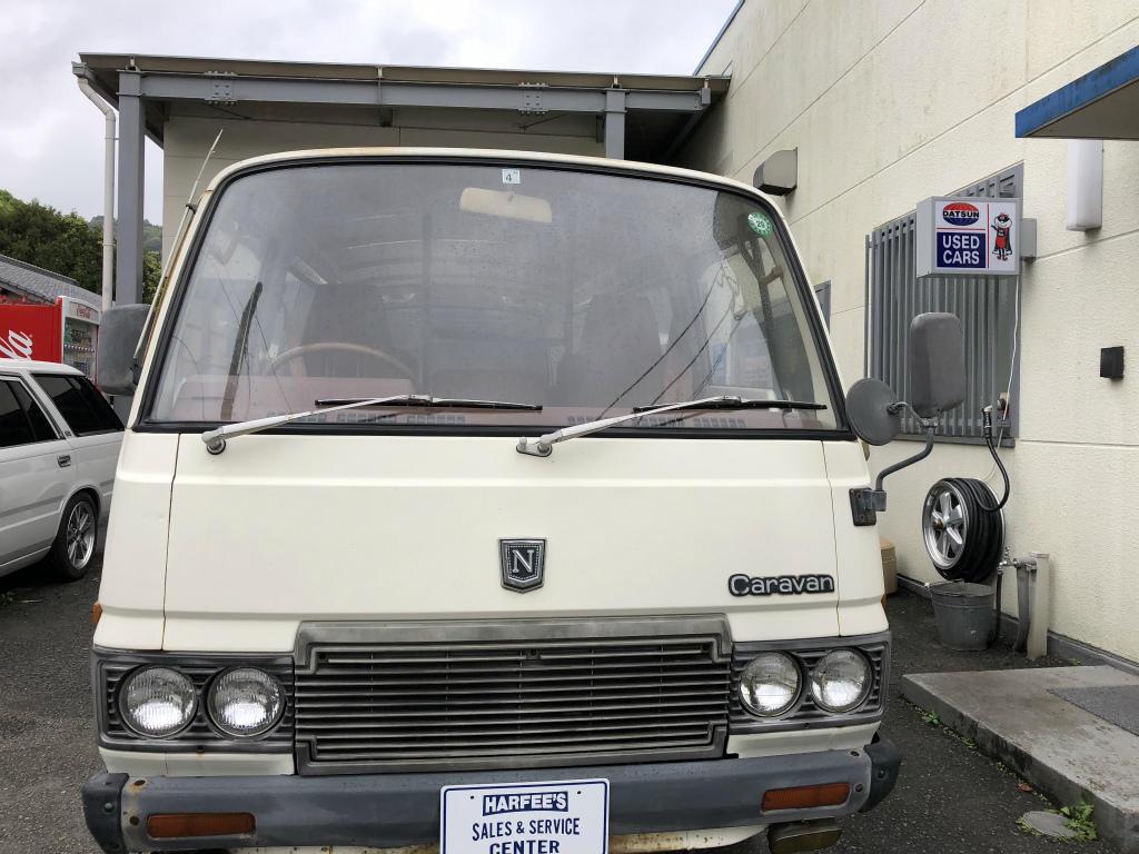 1983年 E23キャラバンロング