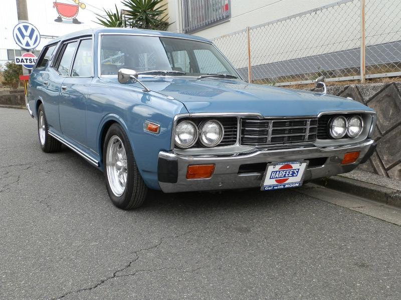 1979  330グロリアVAN