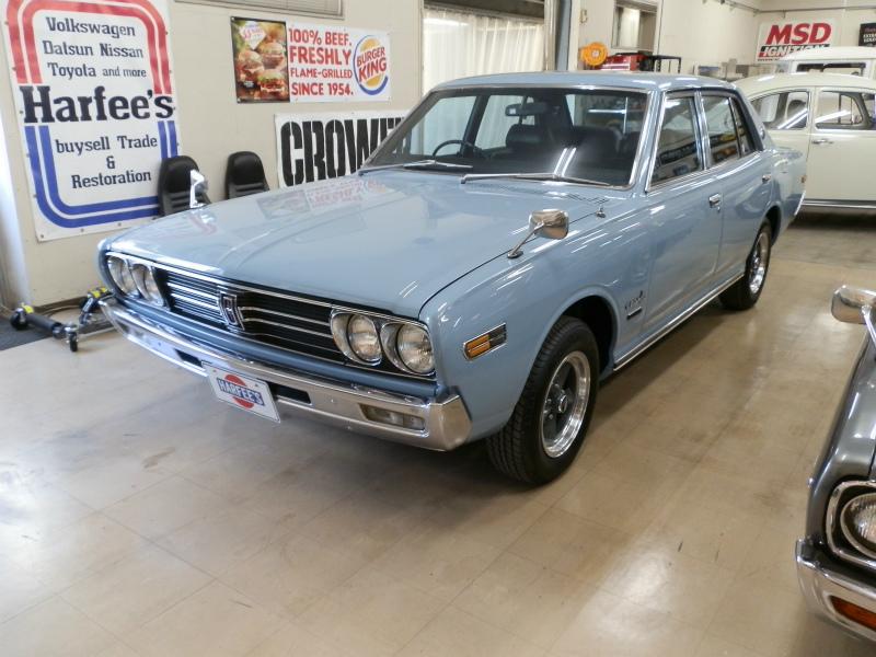 1972 230セドリック