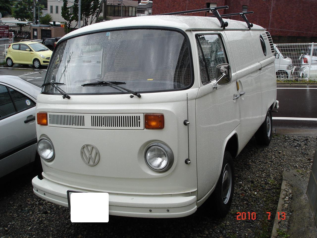 1973 TYPE-2 PANELVAN