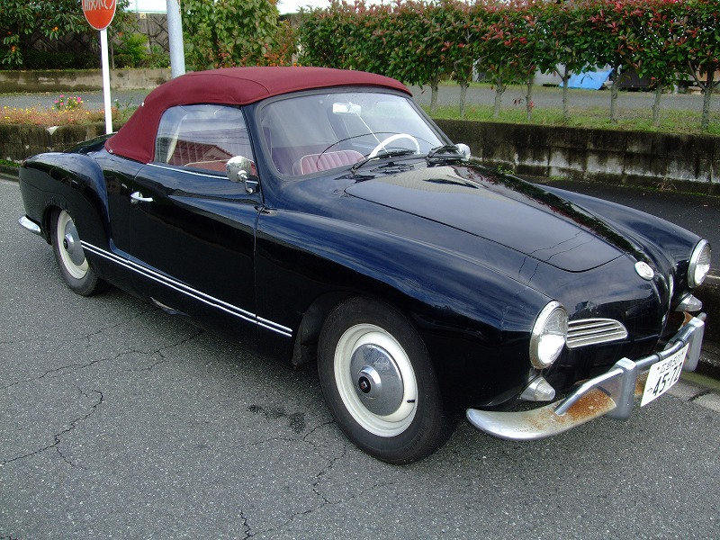 1964 GHIA CONV