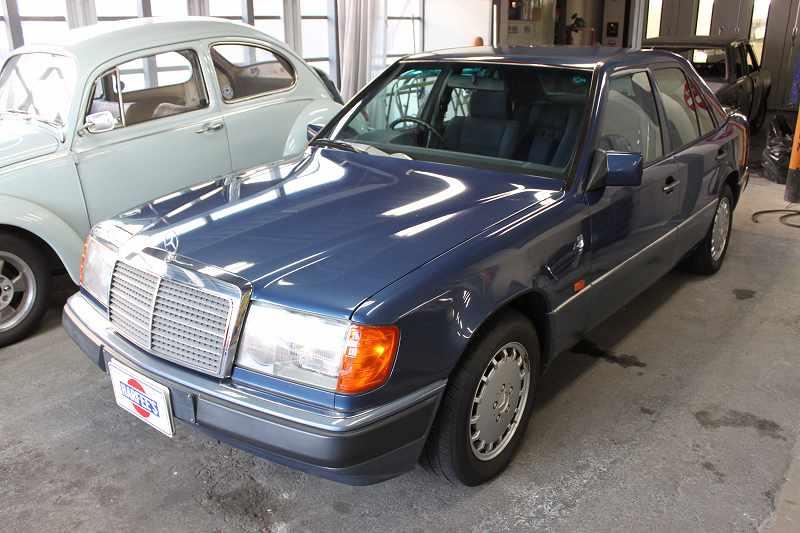 1990ベンツ260E