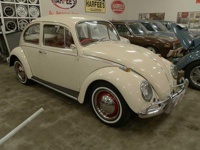 1965 VW TYPE-1